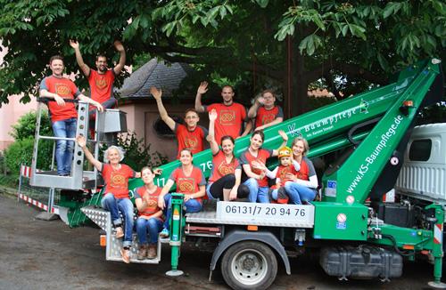 KS Baumpflege Team